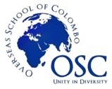 overseas school of columbo logo